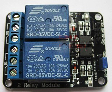 dear all i am using the above relay in my circuit i use the 5v from the pins of arduino to switch on this relay directly the relay turns on the 230v
