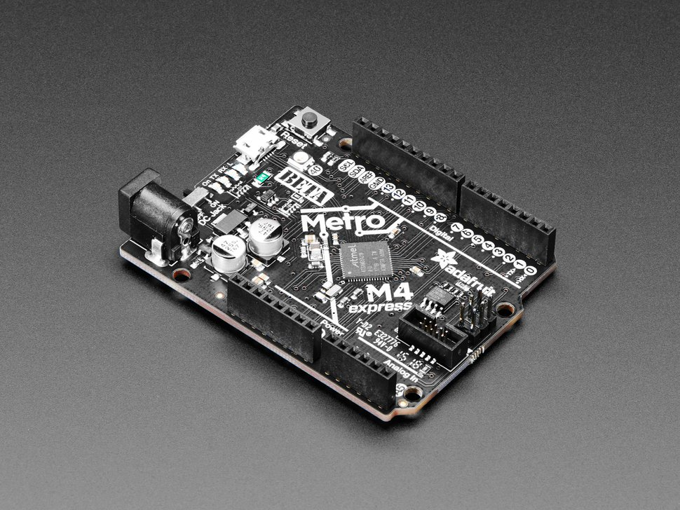 Adafruit Metro M4 with SAMD51