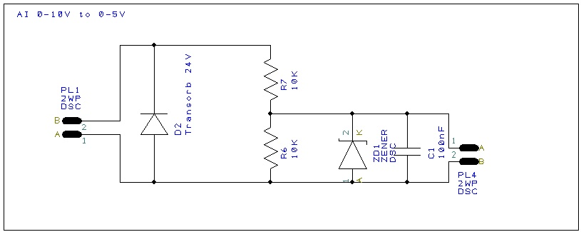 Signals Isolation Di 0 24v Ai 0 10v Ai 4 20ma To 0