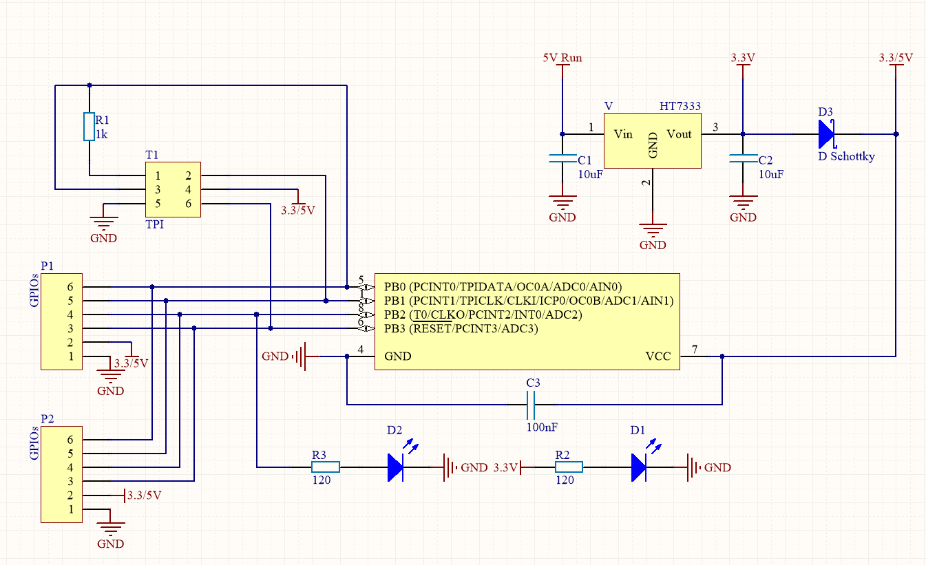 Attiny 10 Tpi Programming Only 5v Avr Freaks Logic Diagram Program Either Run Or 33 Would Be Connected With A Supplier If Is From The Device Are Supplied To