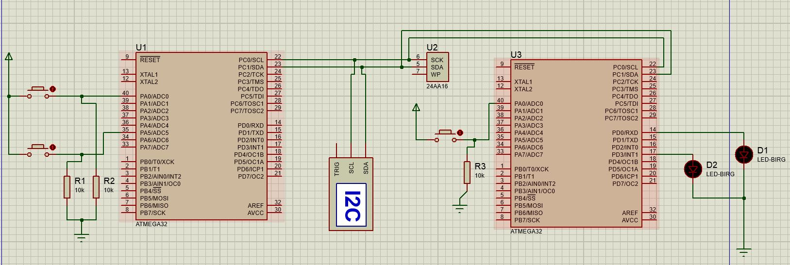 I2C] Receiving bytes as master receiver from EEPROM | AVR Freaks