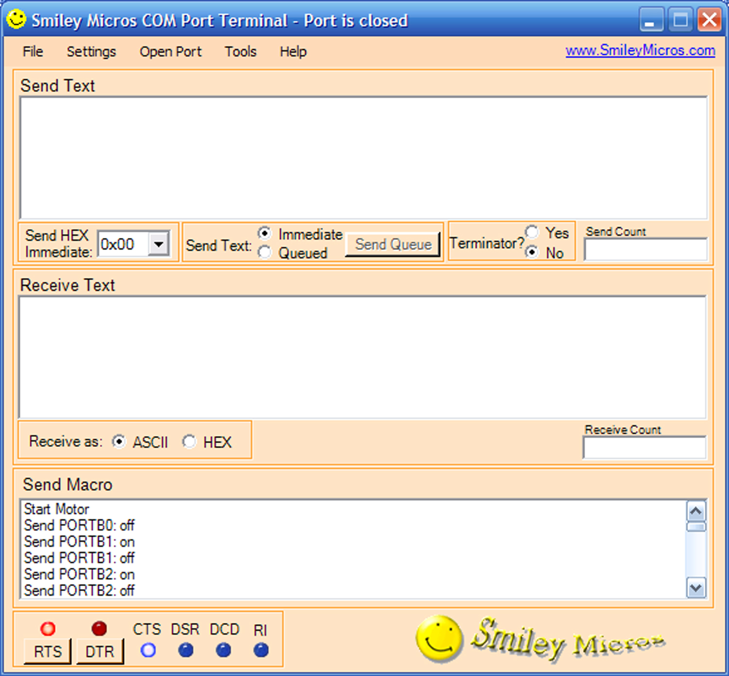 Int to binary converter