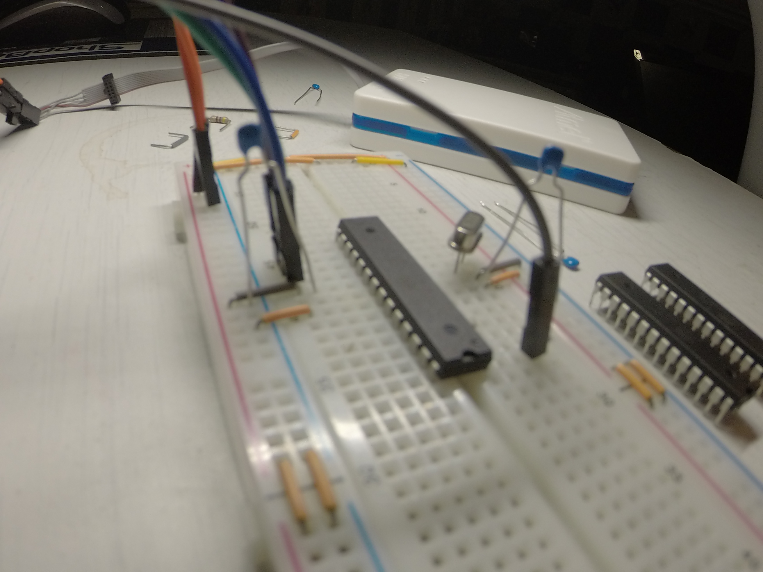 Resolved) Atmel-ICE unable to start a debugWire session | AVR Freaks