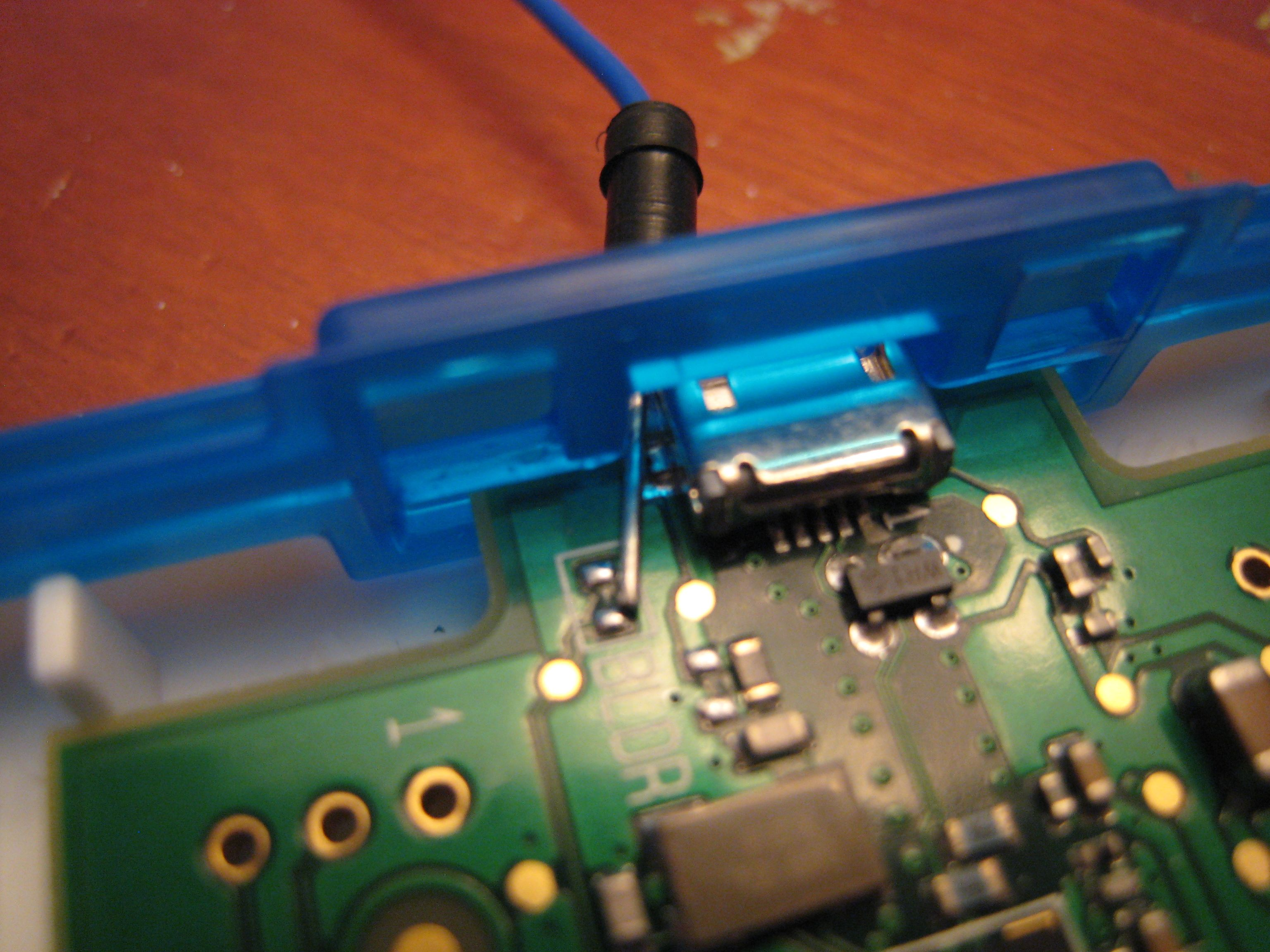 Caution Flimsy Atmel Ice Avr Freaks Atmega Programmer Usb Pcb Component Side Enough Space To Pass Breadboard Wire
