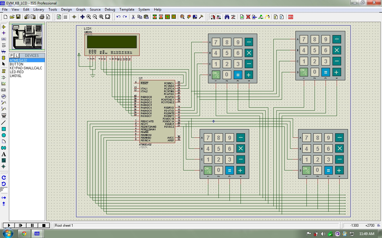 Proteus 69 Software Picturelivin Circuit Simulation Free
