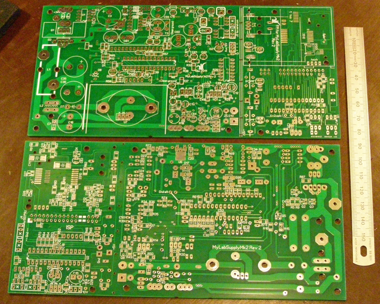 PCB fabrication Companies: My review | AVR Freaks