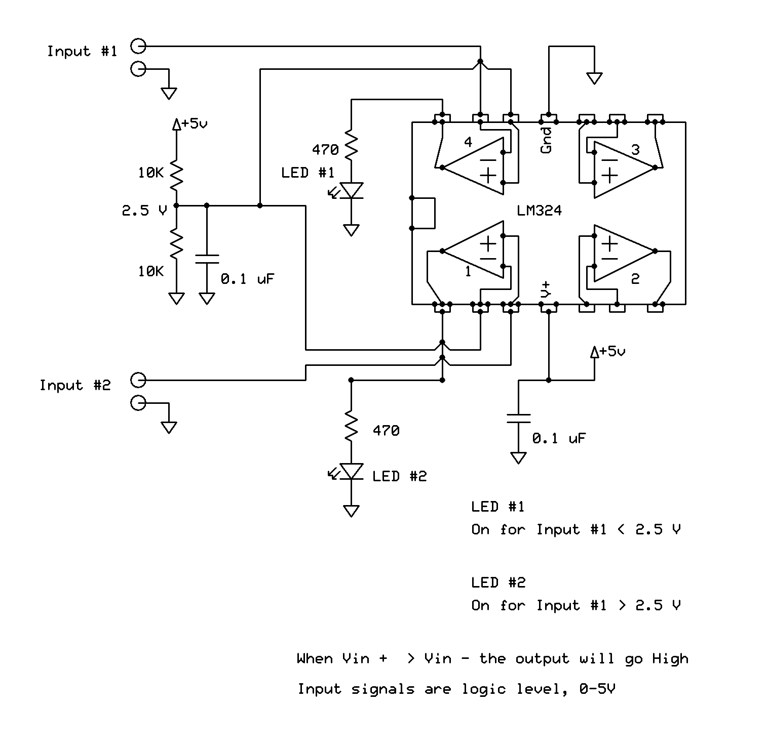 Rx Tx Voltage And Leds Avr Freaks 5 Led Circuit Diagram Jc