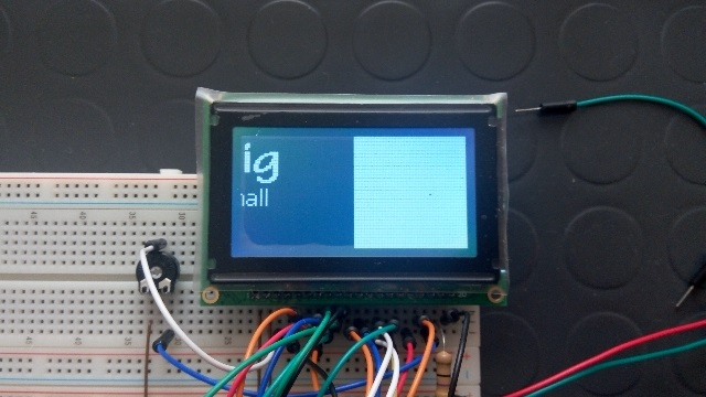 Need help with library for GLCD   AVR Freaks