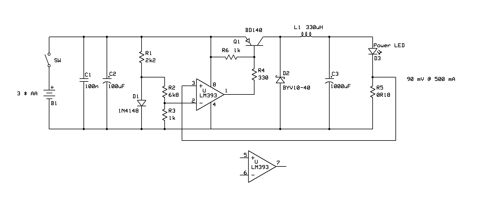 Constant Current Source Avr Freaks Cut Off By Lm324 Circuit Diagram Auto Lead Acid 555 And Thumbnail Rain2