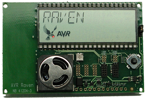 Quoth the Raven!   AVR Freaks