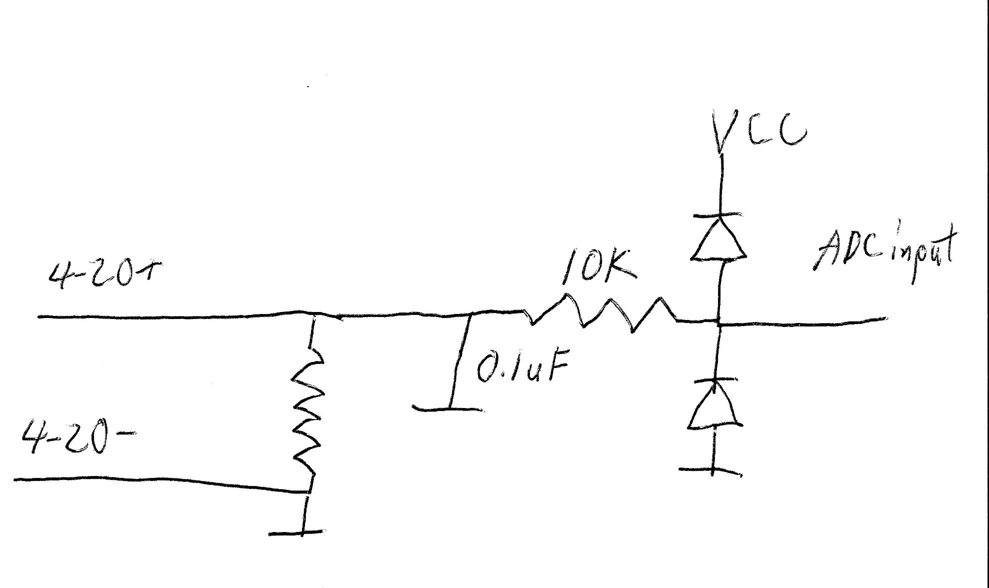 4 to 20 ma current loop