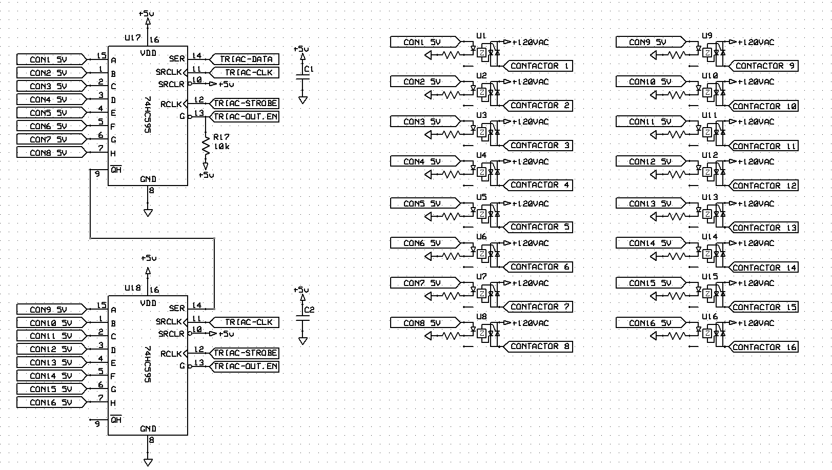Reverse Phase Control Dimmer Based On Cool Mosfet Transisor Avr Freaks From The High Voltage Triac Circuit Using An Optocoupler Module Chip