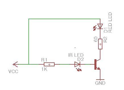 IR Leds - all broken OR how to test them | AVR Freaks