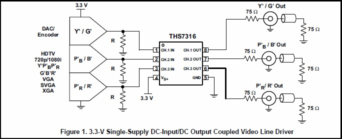 simple 1 channel rgb amplifier circuit avr freaks rh avrfreaks net Simple Amplifier Schematics LM386 Microphone Amplifier Circuit