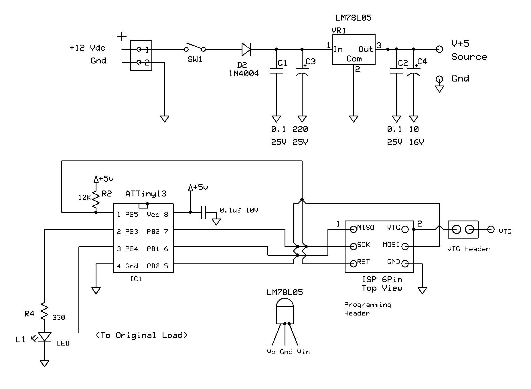 Old Dog New Tricks 555 Timer In The Trash Avr Freaks Oscillator 50 Duty Cycle Circuit Schematic Diagram Tmp V1