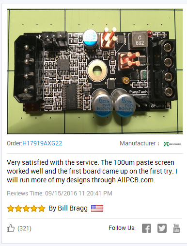 PCB prototype, A cheapest PCB fab for electrical engineers