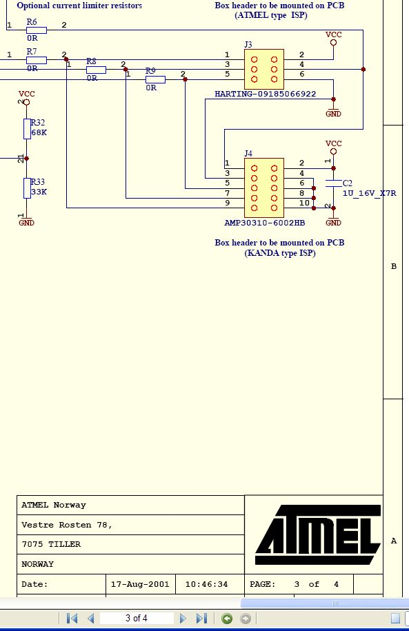 Bootloader and fuses for Pro Mini 33V using Arduino