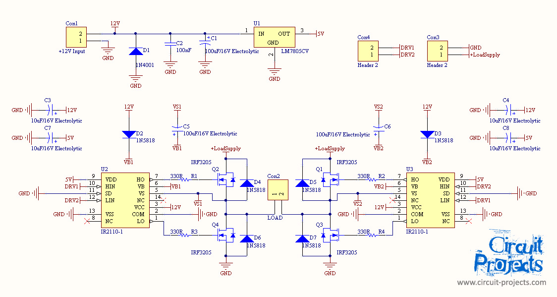 A PWM driver control circuit | AVR Freaks