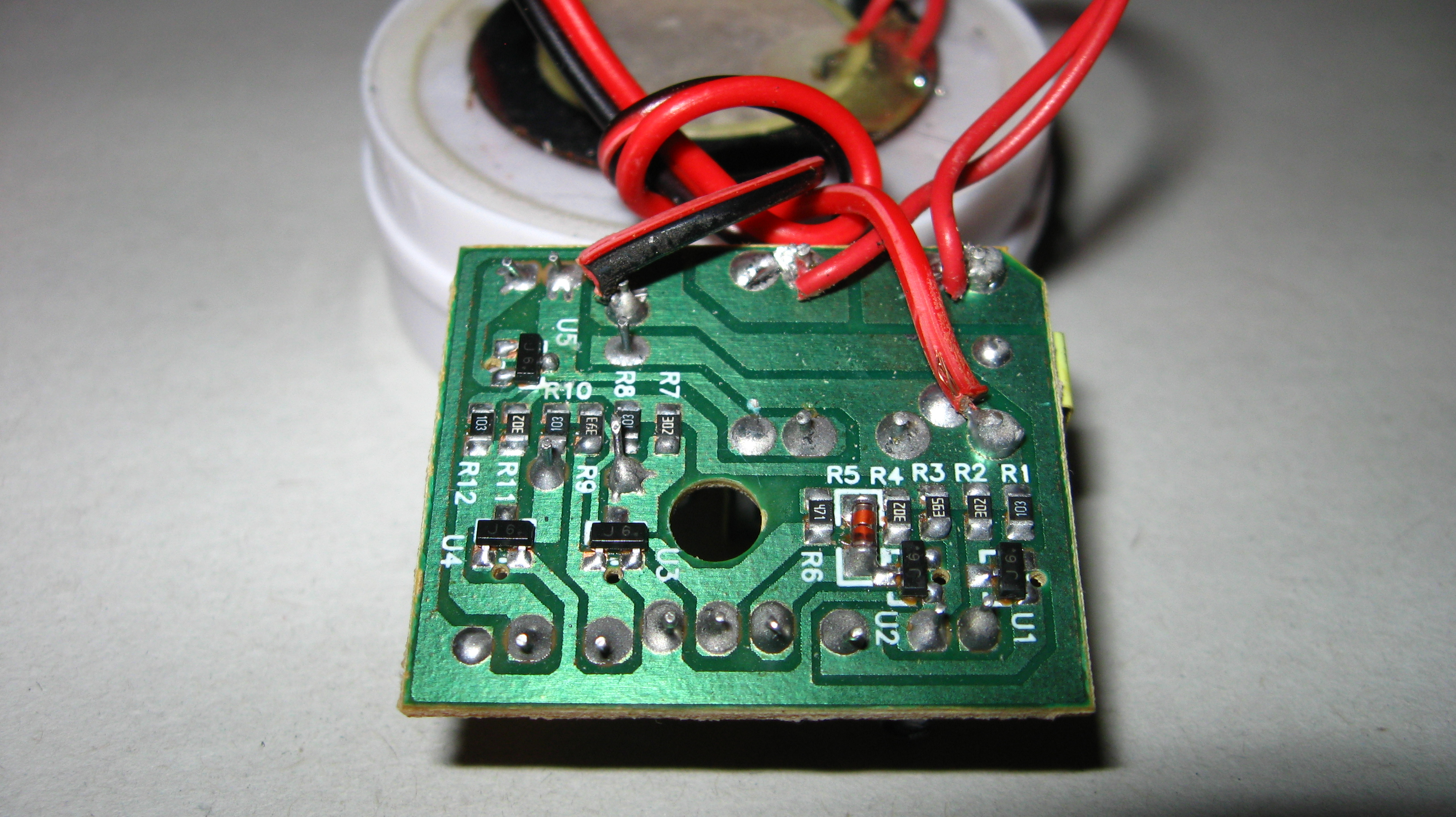 Modifying 120 Db Siren For Driving It With C Avr Freaks Police Tone Circuit