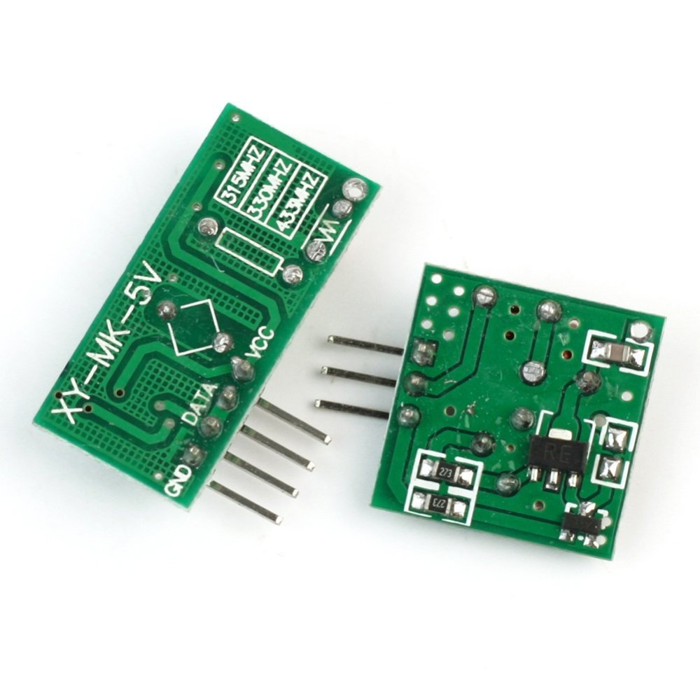 Problem With Cheap Wireless Receiver At 433mhz Avr Freaks Transmitter Circuit Rf Module And Kit For Arduino Raspberry Pi 1