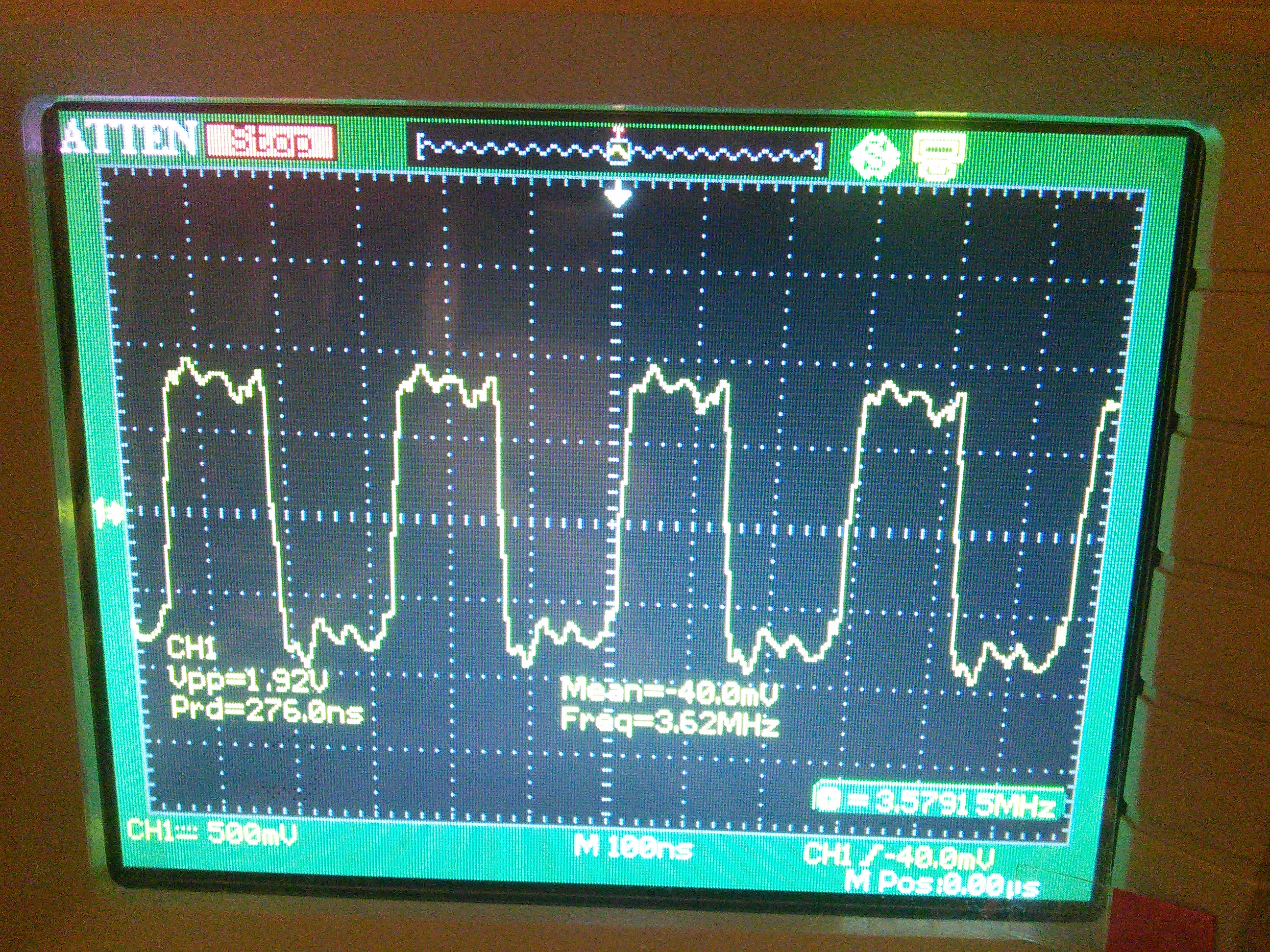 Generating A Clock Frequency Avr Freaks Cmos Ttl Inverter Oscillator Img 20150118 000429