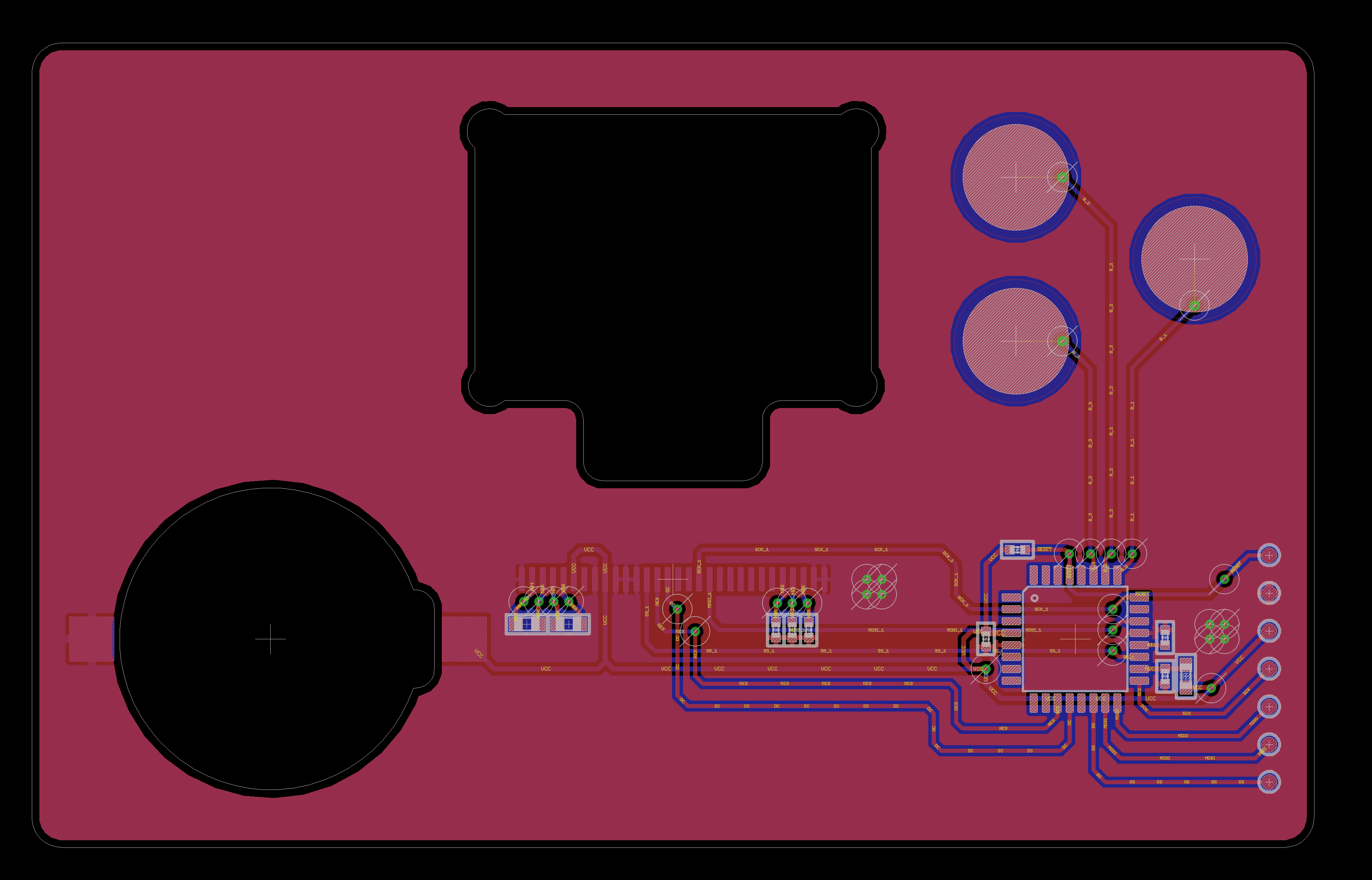 PLEASE HELP! A big Problem trying to make my pcb board to work