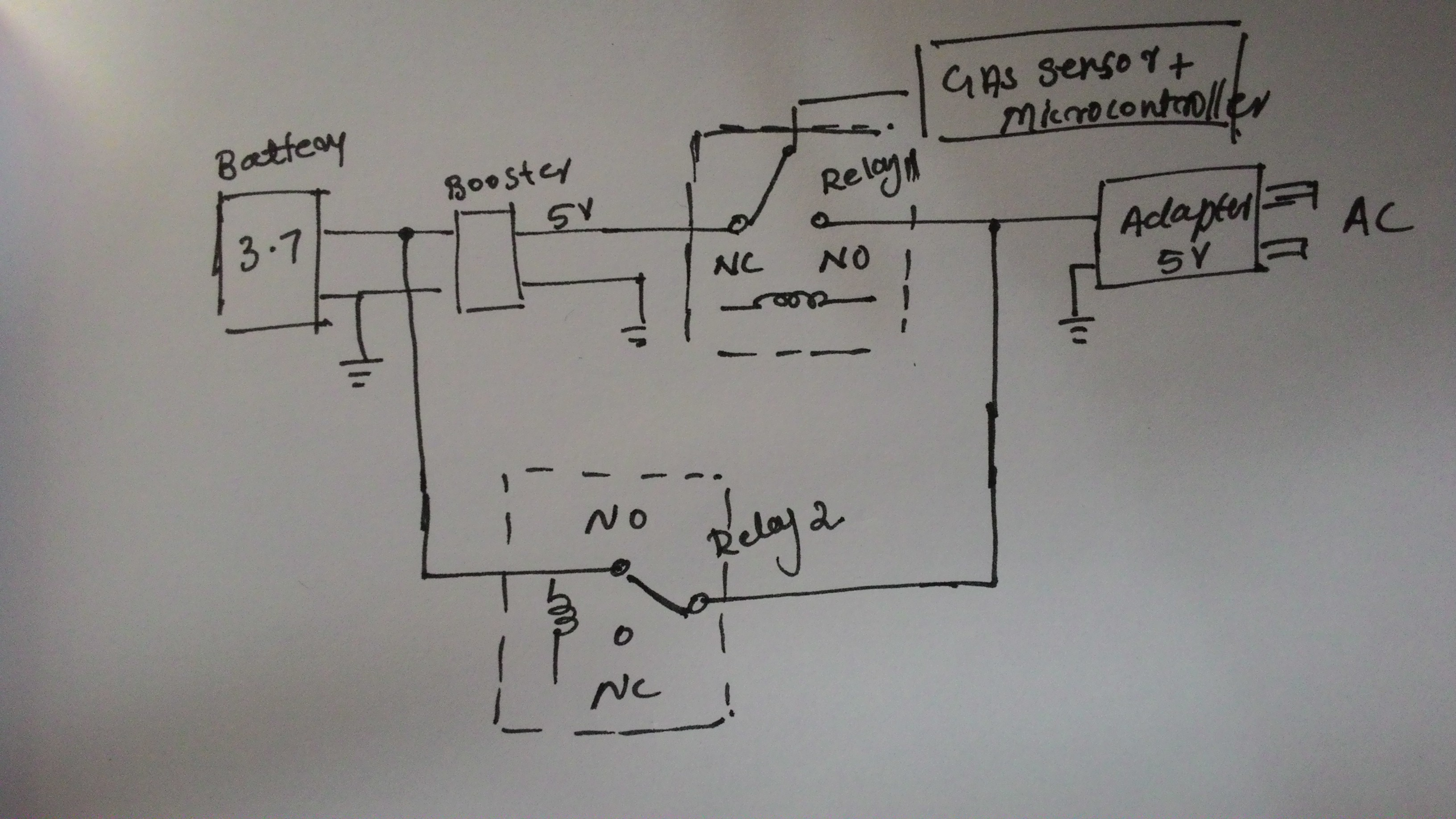 How To Replace Relay With Transistor Avr Freaks Relaycircuitschematicljpg Ckt