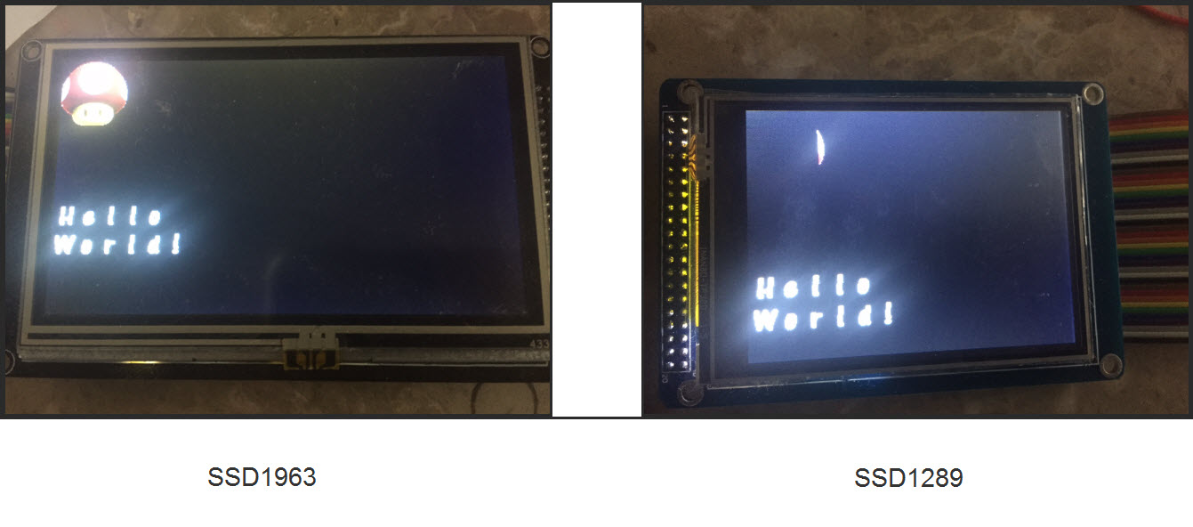Issue displaying images on SSD1289 TFT | AVR Freaks