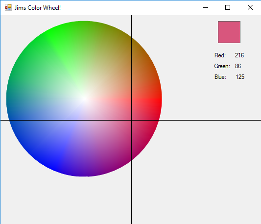 Creating a Graphical User Interface | AVR Freaks