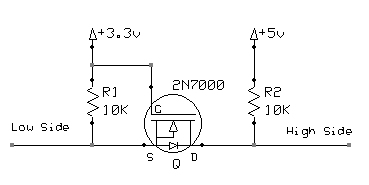 mosfet_level_converter