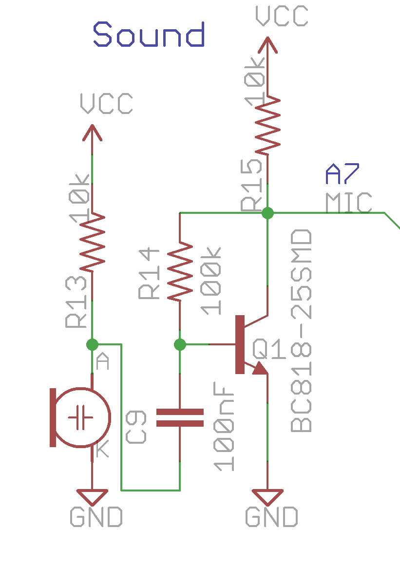 Connecting Electret Microphone To Atmega16 Avr Freaks Ecm Mic Preamplifier By Bc549 N0m1 Design Elec Preamp
