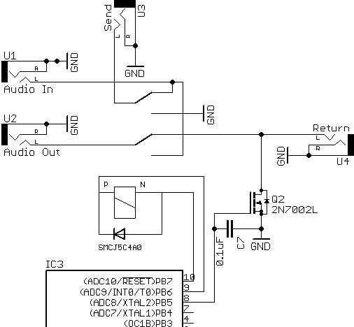 Ramp up voltage slowly across a relays coil AVR Freaks