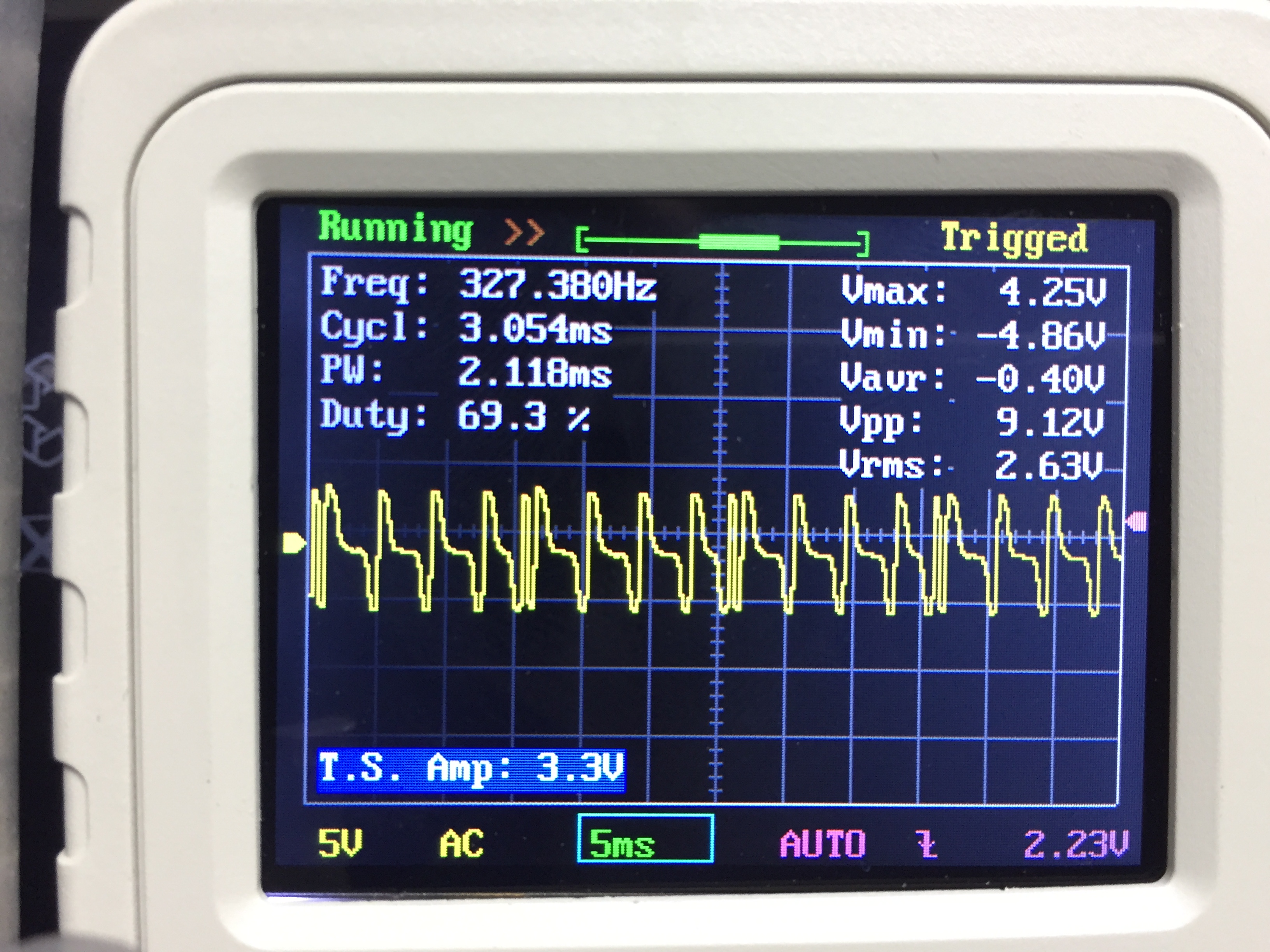 Pulse Count From Engine Pickup Coil Avr Freaks Lm324 Comparator Circuit Http Wwwcircuitsonlinenet Forum View See Here 1500rpm 3000rpm 9000rpm